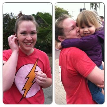 Super Hero Mom Jodie!