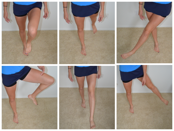 balancing for ankle rehab