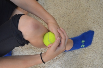 foam rolling for shin splints