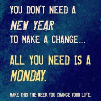 all you need is a monday