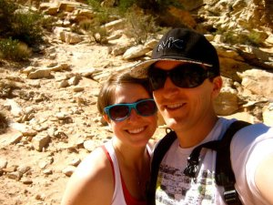 hike in red rock canyon