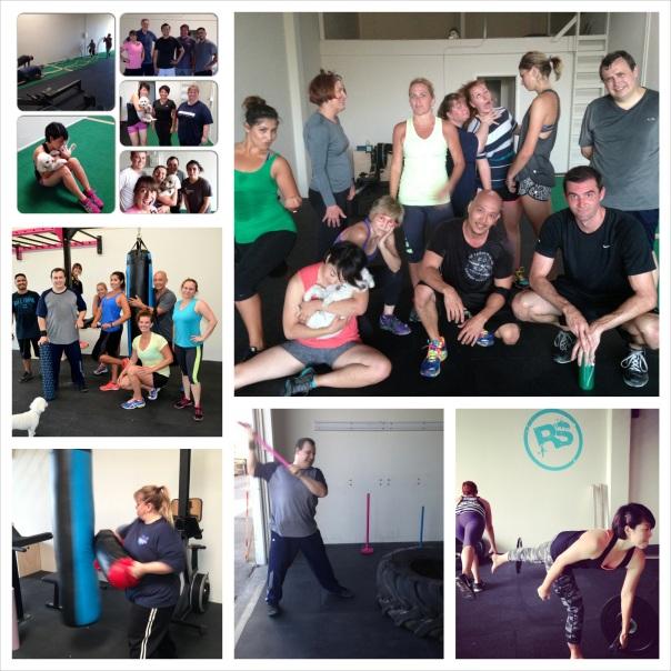 redefining strength gym