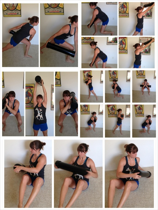 slosh pipe exercises