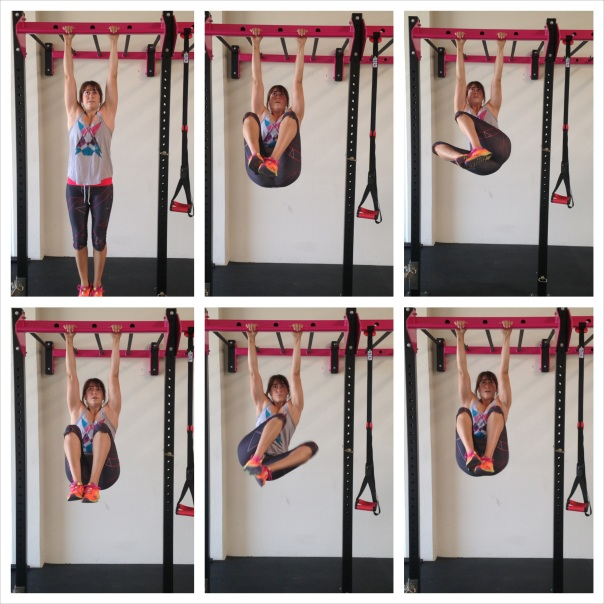 hanging core exercises