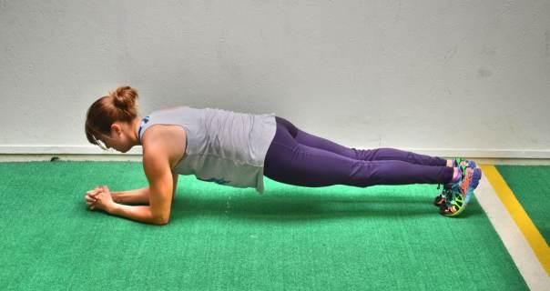 basic-front-plank