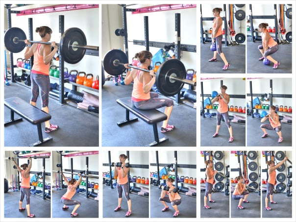 squat-variations